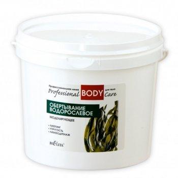 Bielita, Prof BODY CARE, ОБЕРТЫВАНИЕ водорослевое моделирующий, 1,0 кг(4810151013387)