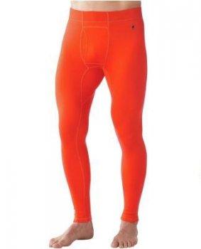 Термоштаны Smartwool Men's NTS Mid 250 Bottom Оранжевый