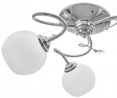 Люстра Brille LK-592S/3 E27 CH (23-208)