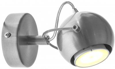Світильник спот Brille HTL-190/1 GU5.3 NI (26-736)