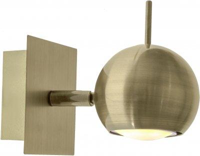 Світильник спот Brille HTL-195/1 GU10 AB (26-755)