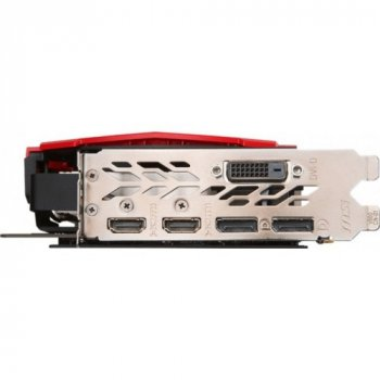 Відеокарта Msi Pci-Ex Geforce Gtx 1080 Ti Gaming 11Gb Gddr5X (352Bit) (1493/11016) (Dvi, 2 X Hdmi, 2 X Displayport) (Gtx 1080 Ti Gaming 11G)