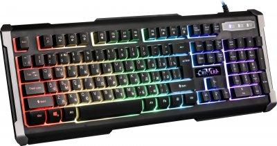 Клавіатура дротова Defender Chimera GK-280DL USB (45280)