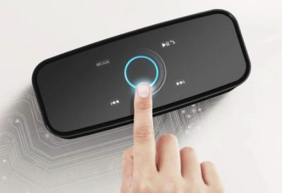 Колонка DOSS Soundbox Touch black 12 Вт Bluetooth 4.0