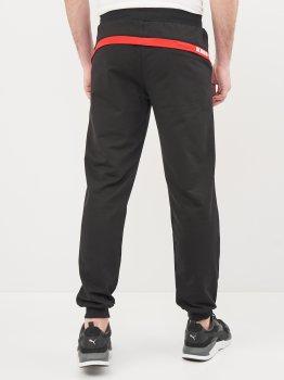 Спортивні штани DEMMA 755 Чорні