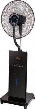 Вентилятор напольный с холодным паром Черный Ardesto FNM-X1B