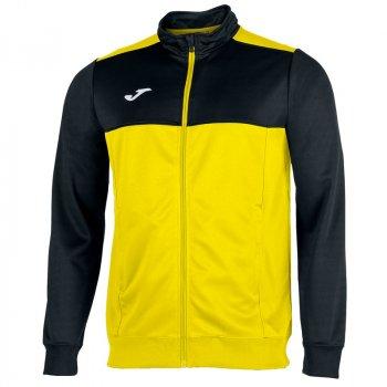 Олімпійка Joma WINNER 101008.901 колір: чорний/жовтий