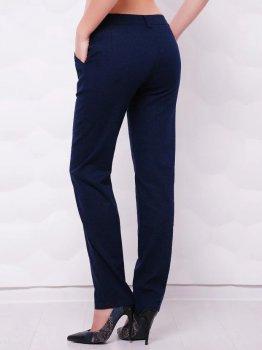 Брюки Fashion Up Ninel SHT-1513A Темно-синие