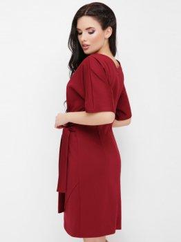 Платье Fashion Up Daniela PL-1619A Марсала
