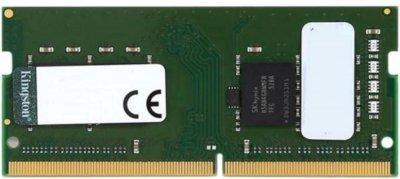 Оперативна пам'ять Kingston SODIMM DDR4-2666 4096MB PC4-21300 (KCP426SS6/4)