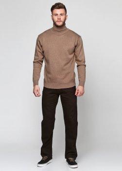 Штаны мужские TOMMY HILFIGER коричневый 0880925692
