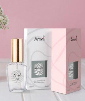 Парфюмированная вода для мужчин Ameli 033 Версия Aventus (Creed) 30 мл (ROZ6205064785)
