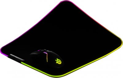 Игровая поверхность SteelSeries QcK Prism Cloth Speed Control (SS63825)