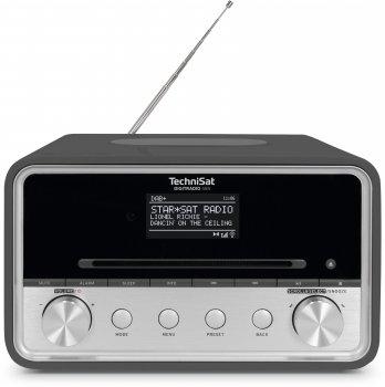 Цифровий гібридний радіоприймач TechniSat DIGITRADIO 585 антрацит (0000/3950)