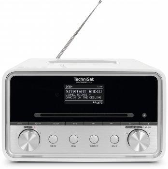 Цифровий гібридний радіоприймач TechniSat DIGITRADIO 585 білий (0001/3950)