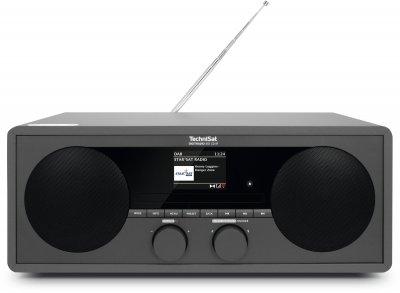 Цифровой стационарный радиоприемник TechniSat DIGITRADIO 451 CD IR антрацит (0002/3938)
