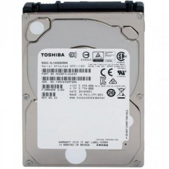 Жорсткий диск для сервера 900GB TOSHIBA (AL14SEB090N)