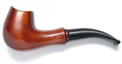 Трубка H.D. Седло - декор (dh-11026A10)