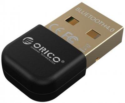 Bluetooth-адаптер Orico BTA-403 Black (OR-0403)
