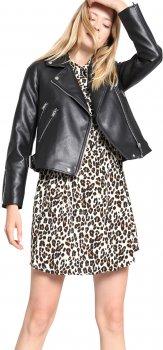 Куртка зі штучної шкіри Pimkie 323304160-60