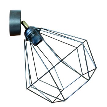 """Світильник настінний Electropark, спот поворотний, стельова лампа, на одну лампу, чорний колір """"CLASSIC/LS"""" (LS-000088)"""