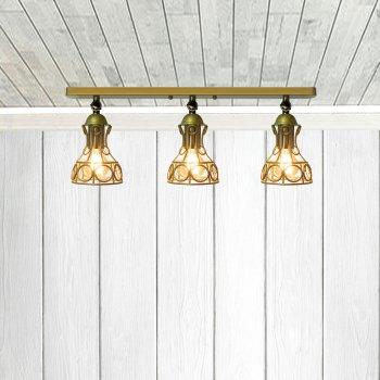 Світильник настінний Electropark, бра поворотне, стельова лампа RINGS/LS-3 золото (LS-0000487)