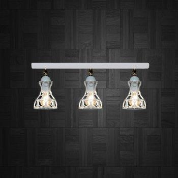 Світильник настінний Electropark, бра поворотне, стельова лампа RINGS/LS-3 чорний (LS-0000485)