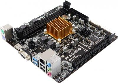 Материнская плата Biostar A68N-2100K (AMD E1-6010, SoC, PCI-Ex16)