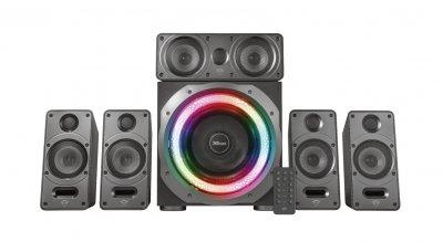 Акустична система Trust GXT 698 Torro RGB-Illuminated Black