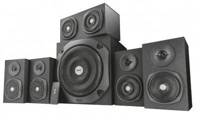 Акустична система Trust 5.1 Vigor Surround Speaker System (22236)
