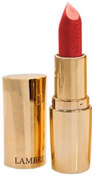 Помада класична Lambre Classic Exclusive Colour Напівматовий 25 Соковитий червоний 4.5 г (3760106023330)