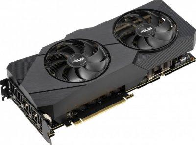Відеокарта Asus GeForce RTX 2070 Super Dual EVO 8GB GDDR6 (256bit) (DUAL-RTX2070S-8G-EVO)