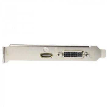 Відеокарта GigaByte GeForce GT 710 2GB GDDR5 (64bit) (954/5010) (DVI, HDMI) (GV-N710D5-2GL)