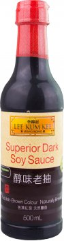 Соус соевый Lee Kum Kee Superior Dark 500 мл (078895151602)