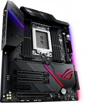 Материнская плата Asus ROG Zenith Extreme Alpha (sTR4, AMD X399, PCI-Ex16)