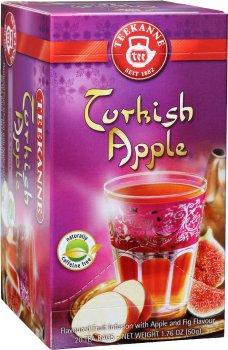 Чай фруктовый пакетированный Teekanne Турецкое яблоко 20 пакетиков (4009300526803)