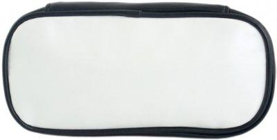 Пенал Traum 7009-37 Черно-белый (4820007009372)