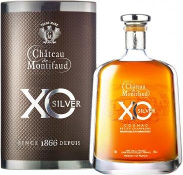 Коньяк Chateau de Montifaud XO Silver Petite Champagne 0.7 л 40% (3550142097675)