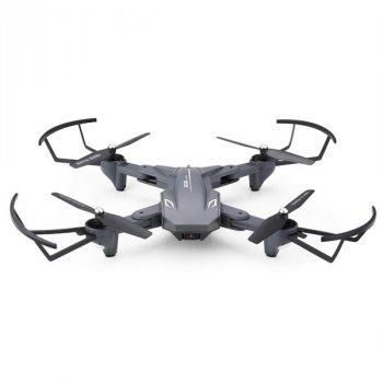 Квадрокоптер Visuo xs816 Blitz Pro - дрон с 4К камерой, FPV, барометр, оптическая стабилизация, 40 мин полета (k280)