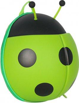 Рюкзак Supercute Божья коровка Зеленый (SF032 c) (6970093411035)