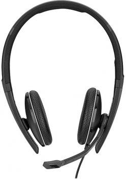 Навушники Sennheiser SC 165 USB (508317)