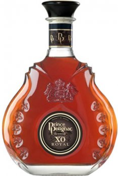 Коньяк Prince Hubert de Polignac XO Royal 0.7 л 40% (3250510109428)