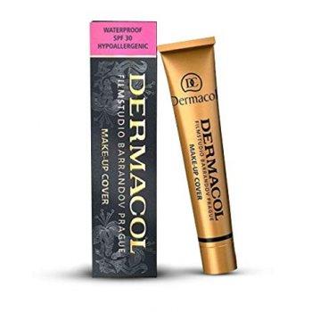 Тональный крем Dermacol Make-Up Cover с повышенными маскирующими свойствами №207 30 гр (PV-140100951)