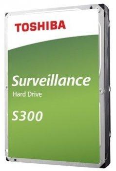 Жорсткий диск (HDD) Toshiba S300 7200rpm 256MB (HDWT360UZSVA) (HDWT360UZSVA)