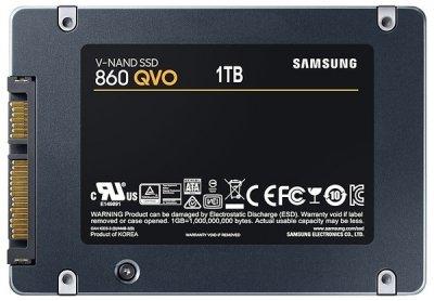 "SSD-накопичувач Samsung 2.5"" 1TB (MZ-76Q1T0BW)"