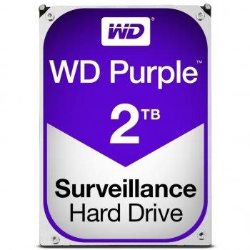 "Жорстку диск 3.5"" 2TB Western Digital (WD20PURZ)"
