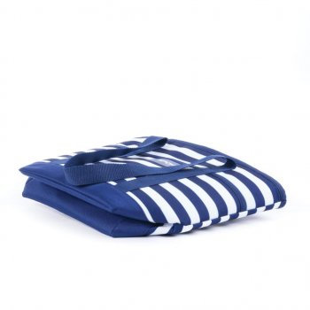 Пляжна термосумка (839586 ) Spokey 39х15х27 см Синьо-білий 000122668