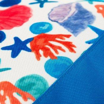 Пляжна термосумка (927383) Spokey 39х15х27 см Біло-синій 000122667