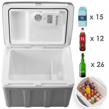Автохолодильник Kesser KE-14818 Сірий