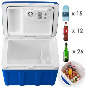 Автохолодильник Kesser KE-14818 Синій